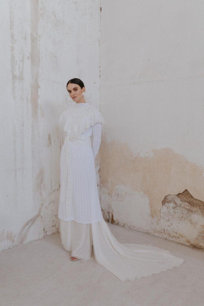 Ines Lacasa vestidos novias