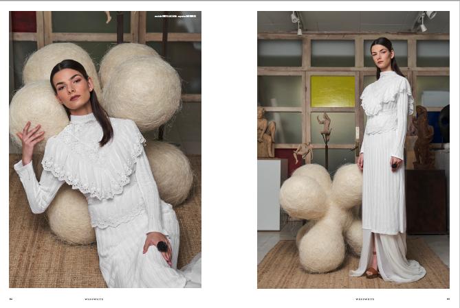 Who's White Magazine